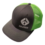 FFD Gray | Green Trucker Hat