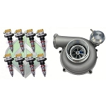 Stage 1 Injectors/Turbo 370hp-Towing Package