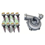 Stage 2 Injectors/Turbo 440hp-Towing/Street