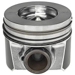 Mahle Standard Piston With Rings