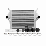 Mishimoto Silver Intercooler & Pipe Kit
