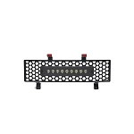 Putco Luminix Lighted Bumper Grille (Punch Design)