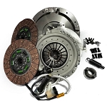 Valair Quiet Street Dual Disc Clutch