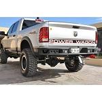 ADD Offroad Dimple R Rear Bumper With Sensor Cutouts