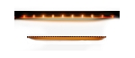 Recon Big Rig LED Running Light Kit - Amber (Open Box)