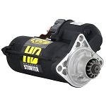 XDP Wrinkle Black Gear Reduction Starter - 6.7 Cummins 2007-2018