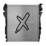 XDP X-TRA Cool Replacement Radiator - 6.7 Cummins 2010-2012
