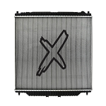 XDP X-TRA Cool Replacement Radiator - 6.0 Powerstroke 2003-2007