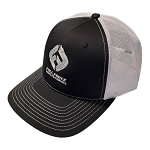 FFD Black & White Trucker Hat
