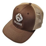 FFD Brown - Tan Trucker Hat