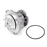 DieselSite Billet Water Pump - 6.0 Powerstroke 2003-2004.5