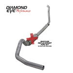 OBS Diamond Eye Stainless 4 Inch Exhaust
