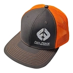 FFD Gray - Orange Trucker Hat