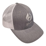 FFD Gray - White Trucker Hat