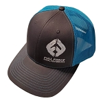 FFD Gray - Blue Trucker Hat