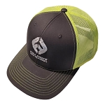FFD Gray - Yellow Trucker Hat