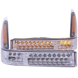 Anzo Chrome LED Parking Lights