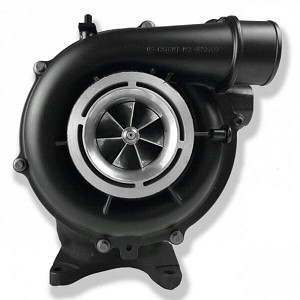 Fleece 63MM VNT Cheetah Turbo - Duramax 2004.5-2010