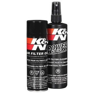 K&N Filter Cleaning - Recharge Kit