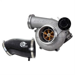 AFE Bladerunner GT 66mm Turbo - 7.3 Powerstroke 1999.5-2003