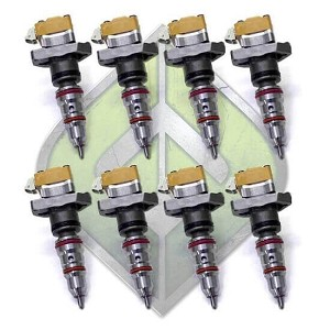 AD Injectors Stock Flow Set - 7.3 Powerstroke 1999.5-2003