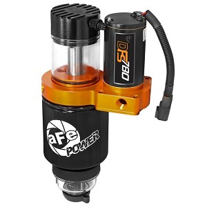 AFE DFS780 Boost Activated Fuel System - LML Duramax 2011-2016