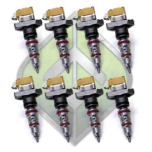 OBS Set Stock AA New Injectors - 7.3 Powerstroke 1994-1997