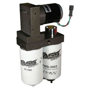 Fass 100gph Fuel Lift Pump System