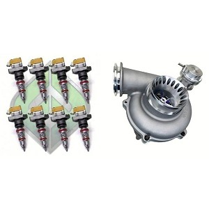 238cc Injectors/Turbo 500-525hp - Hot Street