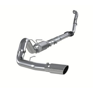 MBRP 4 Inch Turbo Back Exhaust 409SS